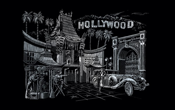 FAMOUS PLACES Hollywood
