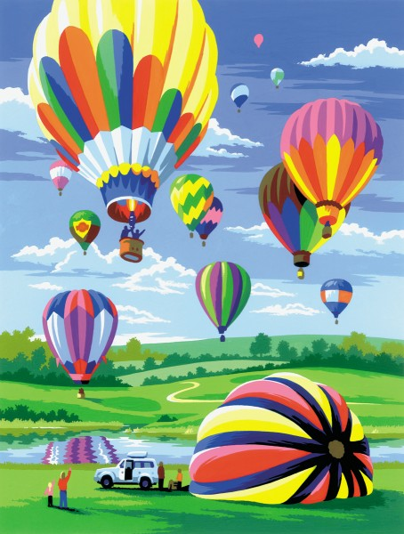PJS Hot Air Balloons