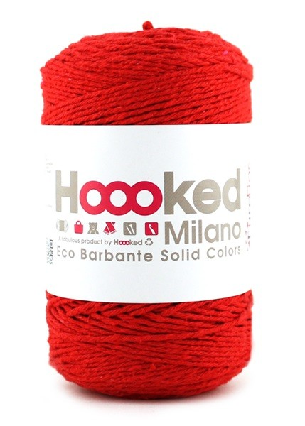 Milano Eco Barbante Ruby
